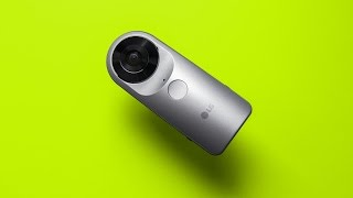 LG 360 Cam Review! - Best Affordable 360 Camera?