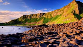 Celtic Music | Giant's Causeway | Relaxing Instrumental Irish Music