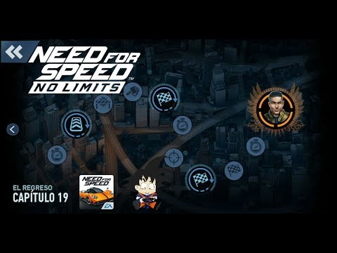 Need For Speed No Limits Android Walkthrough Chapter 19 El Regreso