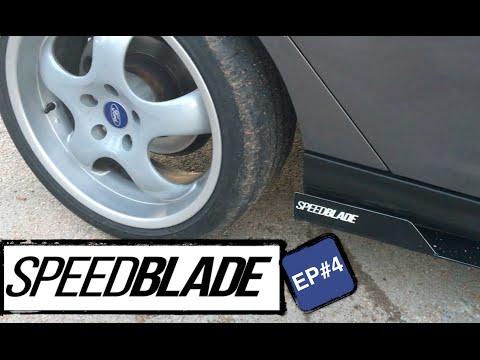 SPEEDBLADE EP4 Пороги, Сплиттер Focus