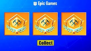 What Are SHINY PINS? (REWARDS EXPLAINED) Fortnite How To Get Shiny Pins Badge Tournament UNLOCKABLES