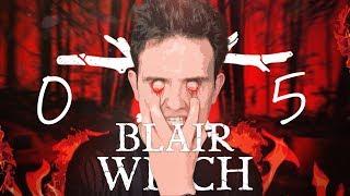 ZAJEBIŚCIE, ŻE SĄ LIŚCIE | Blair Witch [#5]