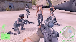 Delta Force Black Hawk Down Mission 7 Russian Underground