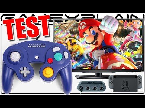 Testing the GameCube Controller w/ a TON of Switch Games (Mario Kart, Zelda, Splatoon 2, & More!)