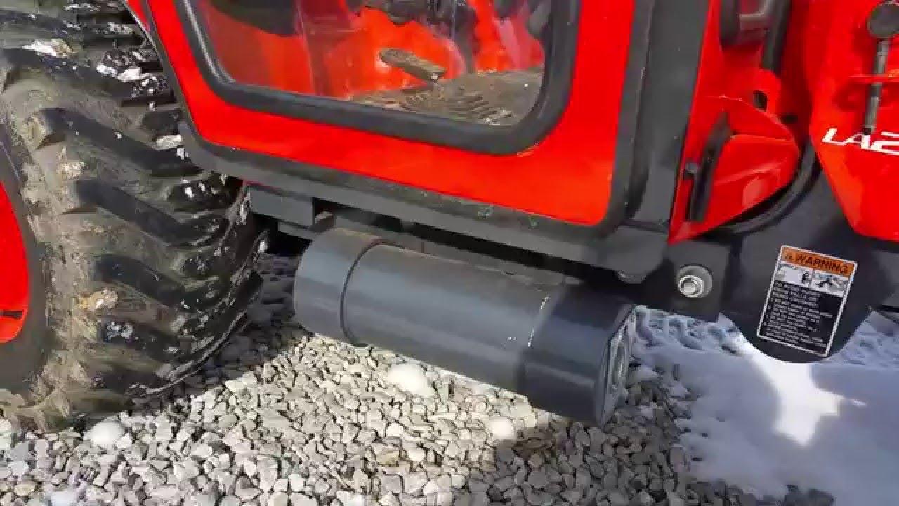 Kubota Tractor Tool Box : Kubota bx d pvc tool box doovi