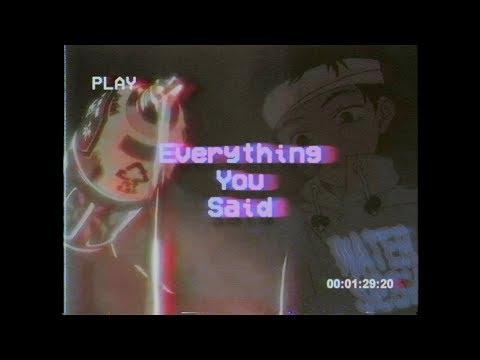 Bones & Chris Travis - Everything You Said (Prod. Omenxiii)
