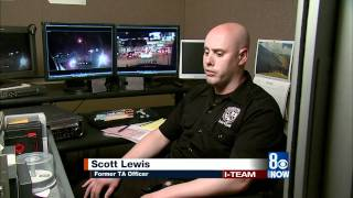 KLAS-TV Investigative Series - Taxicab Authority Personal Security