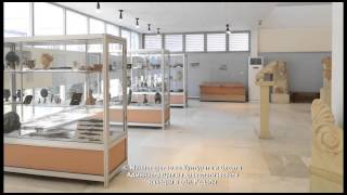 Археологически музей Комотини(Археологическият музей в град Комотини е открит през 1976 година.Това е една сграда, която бе проектирана..., 2015-02-27T14:59:14.000Z)
