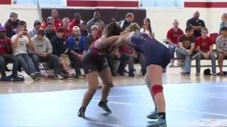 University of the Cumberlands - Women's Wrestling 2013-2014