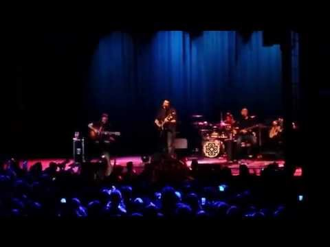 Breaking Benjamin Unplugged Tour at the Paramount