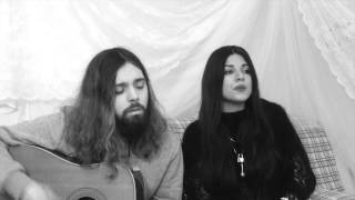 Modest Mouse ◘ Float On [Acoustic Folk Duet Cover] Flora Cash - TBT4