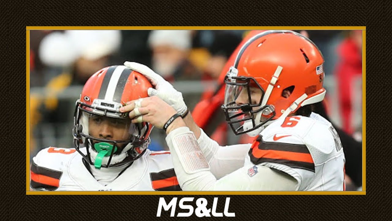 Browns Projected as One of AFC's Best Teams, Playoff Contenders - MS&LL 8/5/20