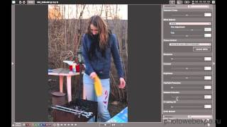 Обработка фотографий. Видео урок фотографии 8