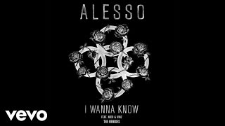 Alesso I Wanna Know Halogen Remix Audio Ft Nico Vinz