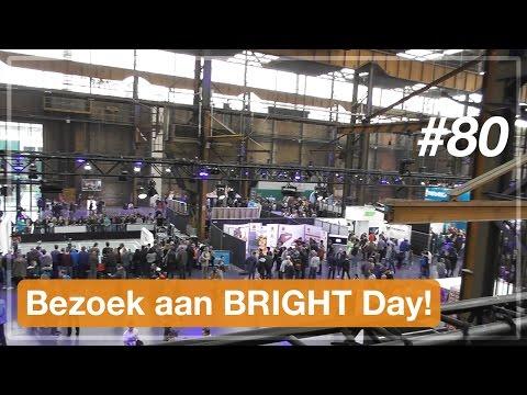 Bezoek aan BRIGHT Day!   VLOG (#80)