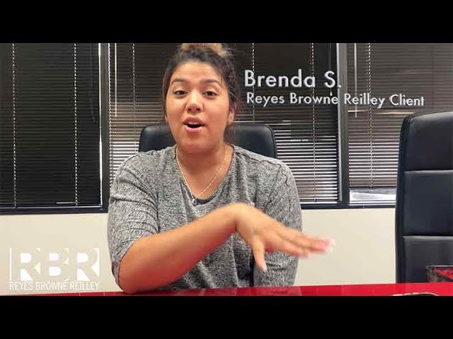 Brenda S. – Dallas TX Injury Lawyer Review