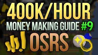 [OSRS] 400K/Hour Money Making Guide (Magic Method) (#9)
