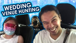 THIS IS IT! WEDDING VENUE HUNTING! | BenLy