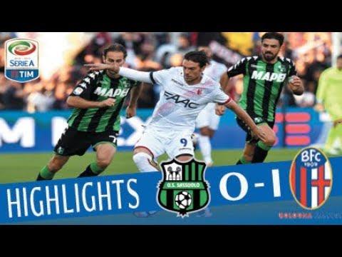Sassuolo - Bologna - 0-1 -  Highlights - Giornata 6 - Serie A TIM 2017/18