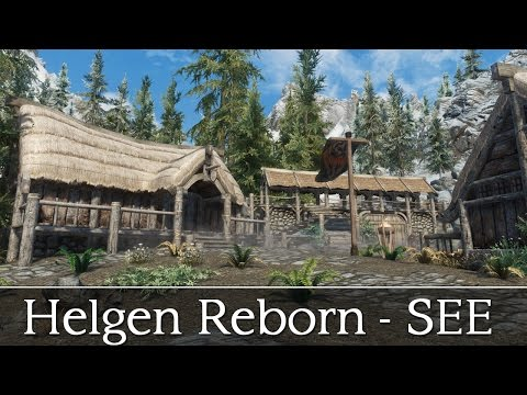 Skyrim Special Edition Quests and Adventures Mods - Helgen Reborn SE (Most Ambitious Quest mod)