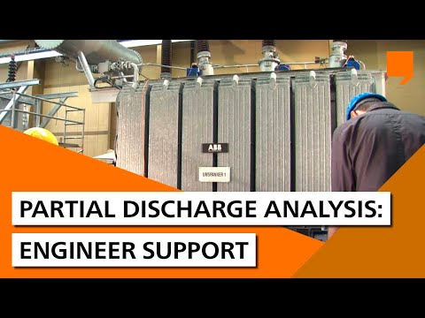 Partial Discharge Analysis: Engineer Support