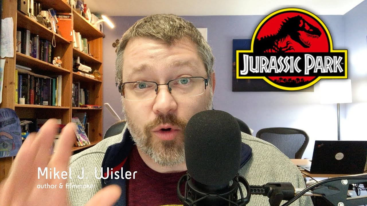 How Jurassic Park Made Me a Writer