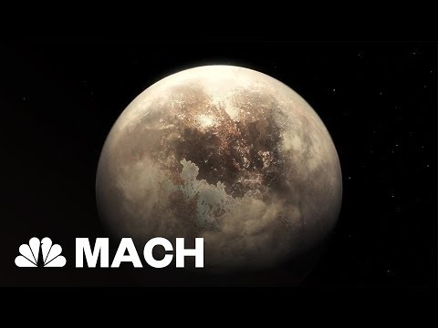 Astronomers Discover A New Earth-Like Planet That Could Sustain Life | Mach | NBC News