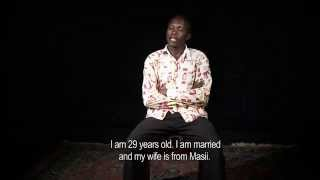 Tarinateltta Keniassa: Joseph Mutuan tarina