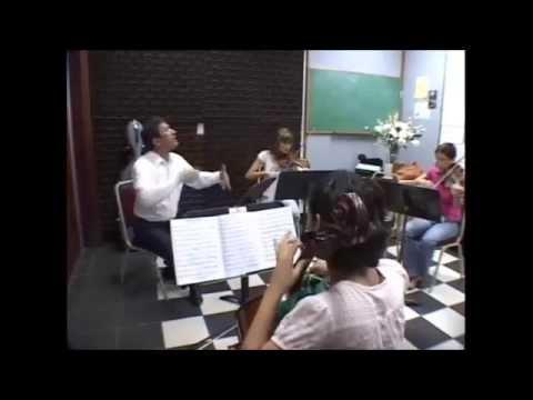 SAMUEL HERRERA - PREMIO NACIONAL DE MÚSICA CLÁSICA JUAN FRANCISCO GARCÍA - 2007