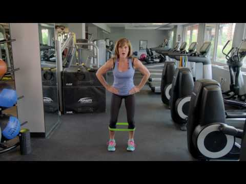 Adding Mini Band Side Steps to Your Workout