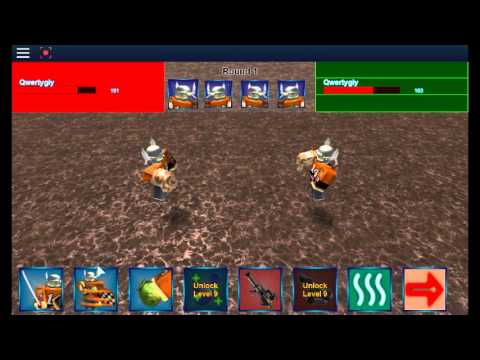 [Roblox] Turn-Based RPG AI and Battle