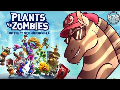NEW Plants vs. Zombies Game REACTION!! - Plants vs. Zombies Battle for Neighborville!  