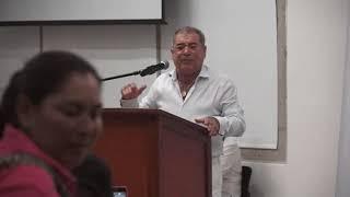 Intervención del Dr. José Luis Urón - Foro Derecho a la Paz