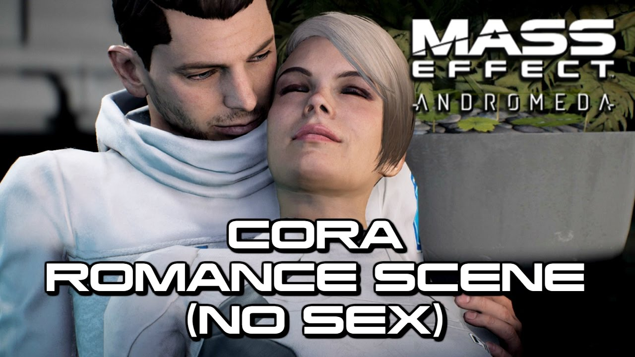 How to get to sex scene in andromeda