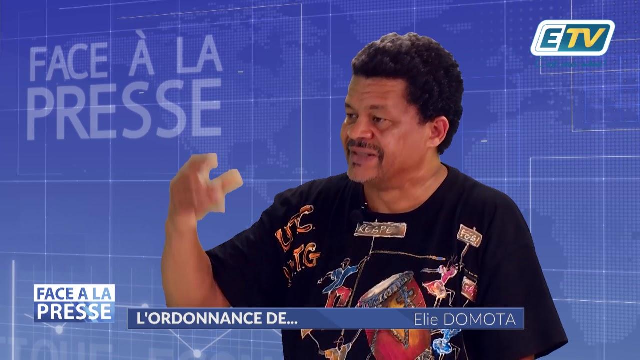 FACE A LA PRESSE avec ELIE DOMOTA Partie 2  - LKP 10 ANS