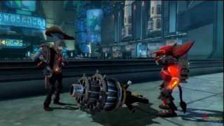 Ratchet & Clank Future- A Crack in Time playthrought part 70 buying the Ryno 5