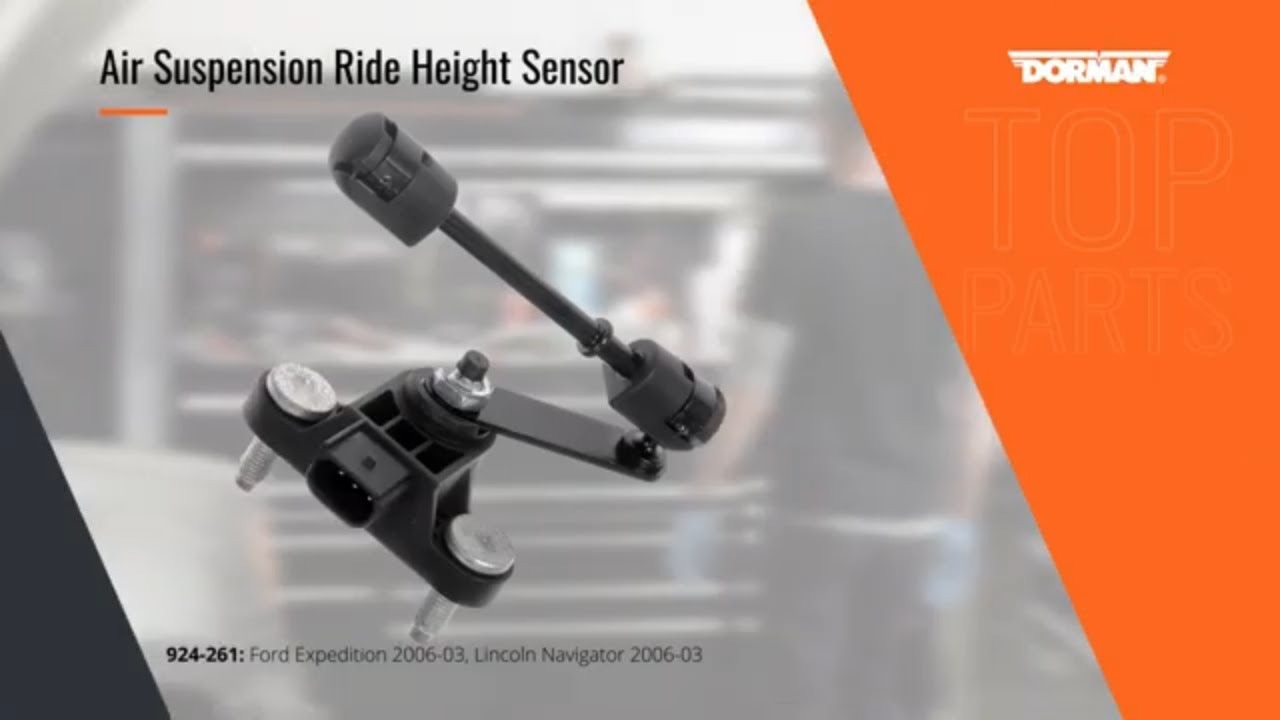 Highlighted Part: Suspension Ride Height Sensor for Select Ford Expedition  & Lincoln Navigators
