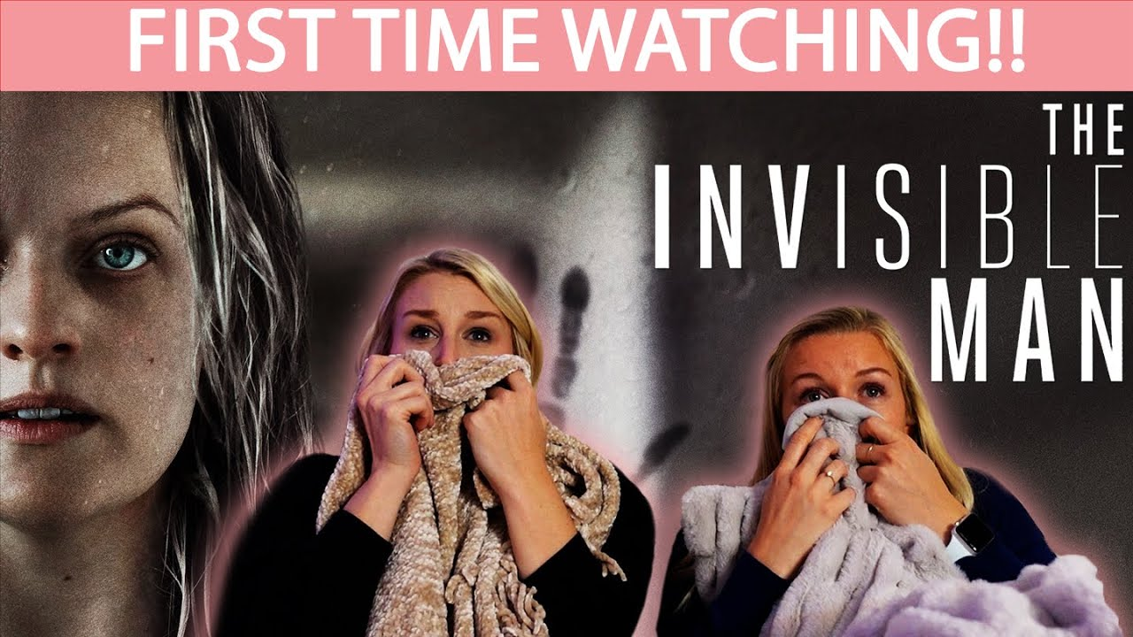 THE INVISIBLE MAN (2020)   FIRST TIME WATCHING   MOVIE REACTION