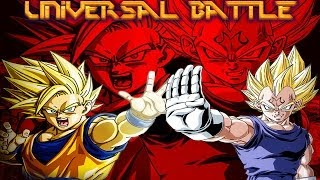 Dragon Ball Z Battle Of Z - The Universal Battle [BURNING & Adventurous Spirit]