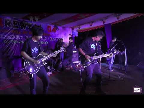 Bay Of Bengal    Live Performance    NITER Farewell 04