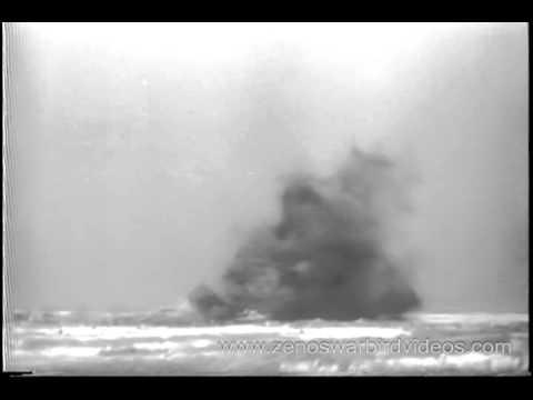 Rocket Firing P-38 Lightnings & P-47 Thunderbolts - 1944