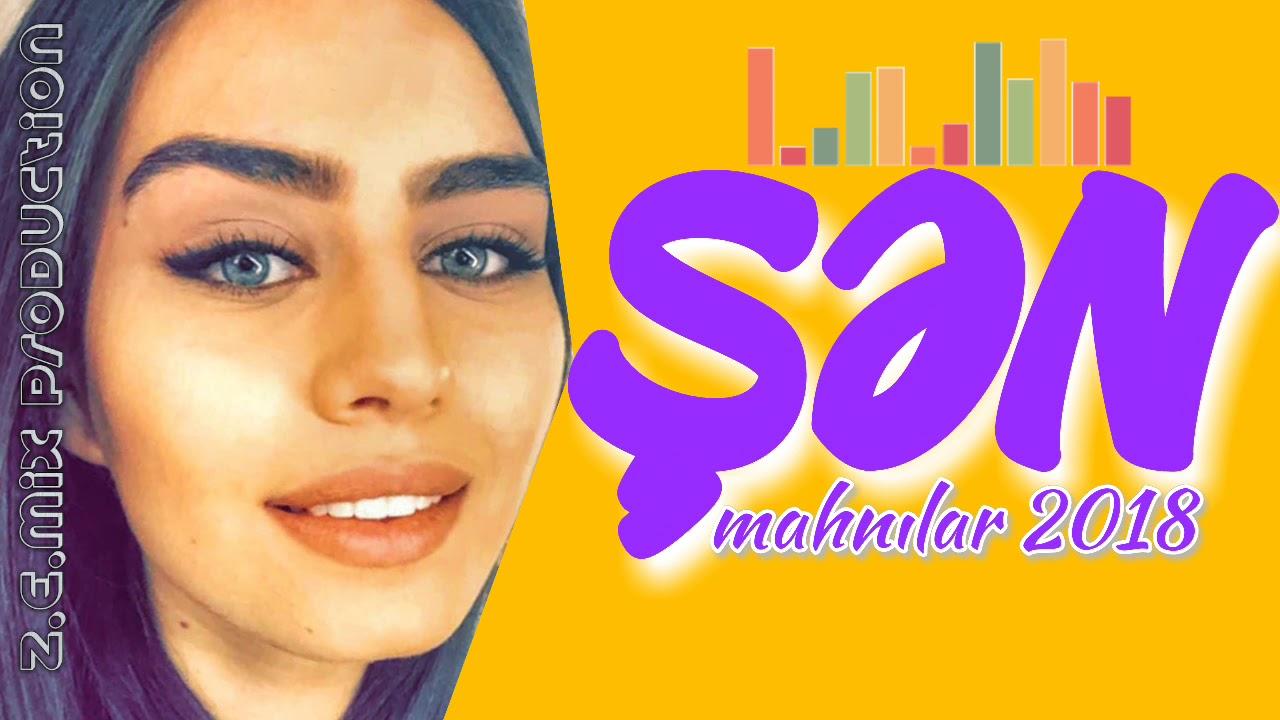 Sen Mahnilar 2018 Super Yigma Oynamali Z E Mix Pro 94 Youtube
