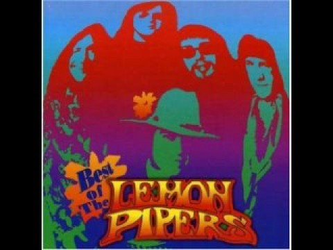lemon pipers. through with you