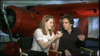 NIGHT AT THE MUSEUM 2 Interviews -- Ben Stiller, Robin Williams, Owen Wilson, Amy Adams and more!