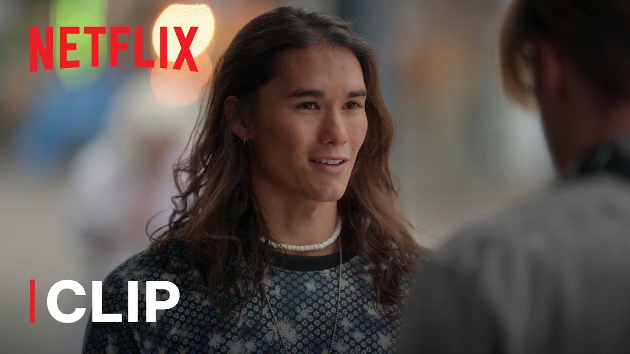 COLPO DI FULMINE nel primo incontro di Alex e Willie ⚡️ Netflix Futures