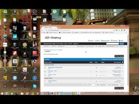 CGI-Hosting - Kostenlos Webspace beantragen