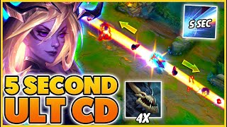 SHOULD RIOT MAKE LUX ULT 5 SECONDS?? (NEW CHANGE) - BunnyFuFuu | League of Legends