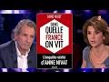 Anne Nivat et Jean-Jacques Bourdin - On n'est pas couché 11 mars 2017 #ONPC