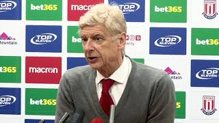 Wenger: Arsenal just don't get penalties
