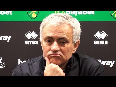 Jose Mourinho FULL Pre-Match Press Conference - Southampton v Tottenham - SUBTITLES